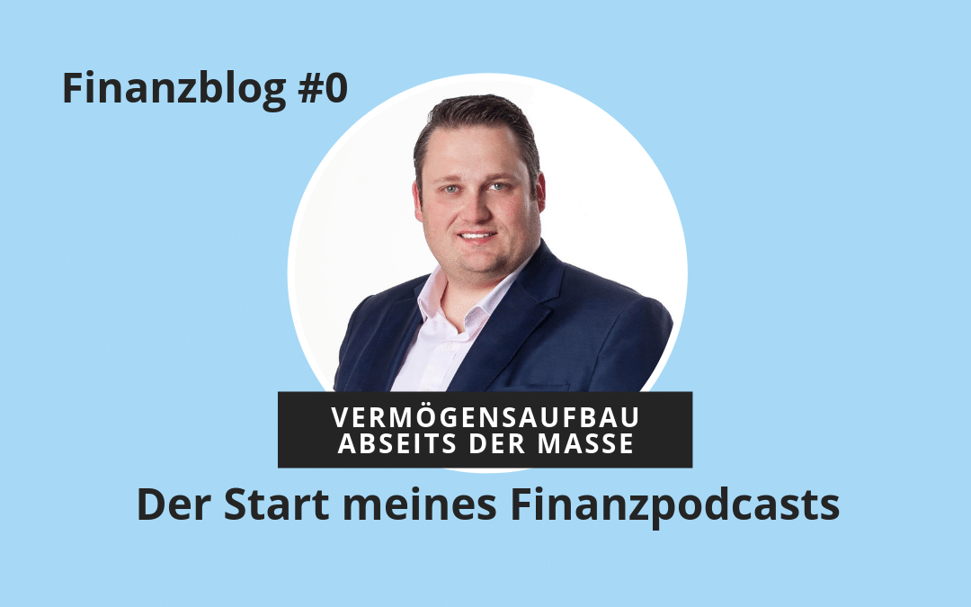 Der Start meines Finanzpodcasts